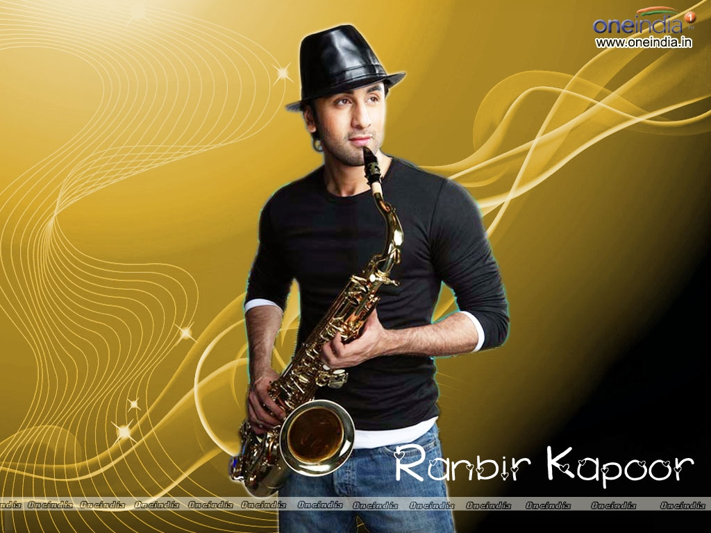 Ranbir Kapoor Wallpaper -1083