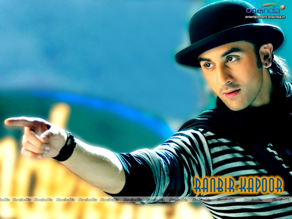 Ranbir Kapoor Wallpaper -1084