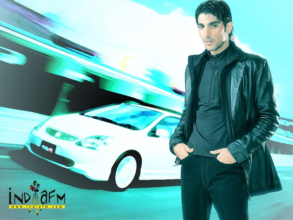 Zayed Khan Wallpaper -1106