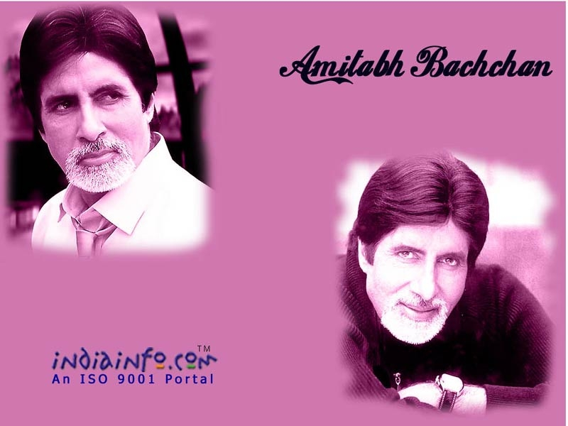 Amitabh Bachchan Wallpaper -2542