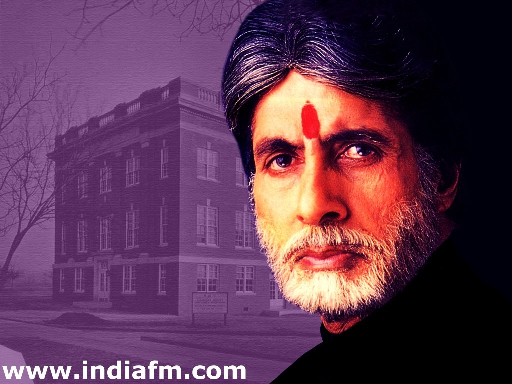 Amitabh Bachchan Wallpaper -2543
