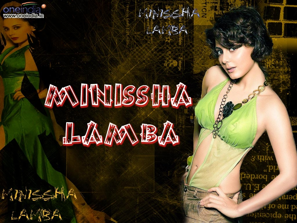 Minissha Lamba Wallpaper -3389