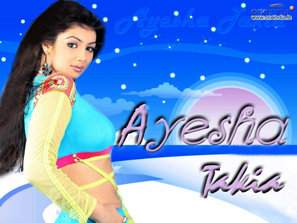 Ayesha Takia Wallpaper -5108