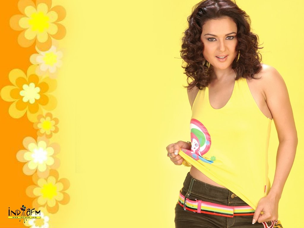 Preity Zinta Wallpaper -5736