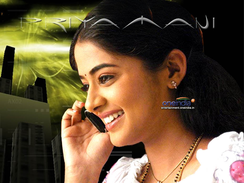 Priyamani Wallpaper -6946