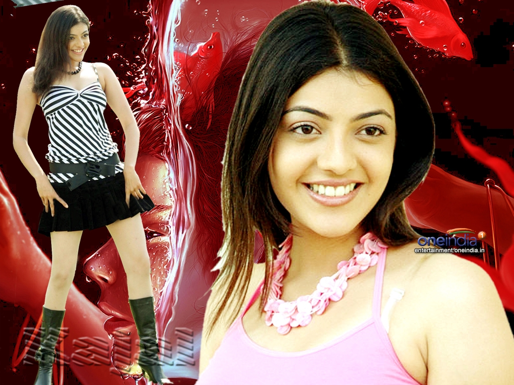 Kajal Aggarwal Wallpaper -7013