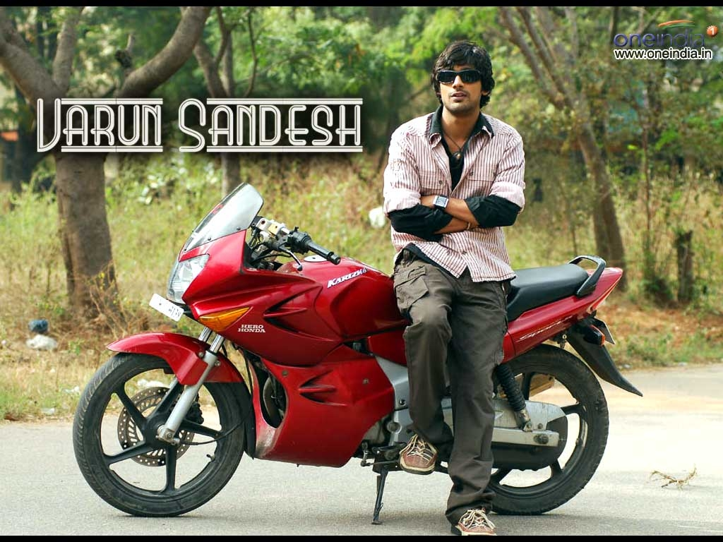 Varun Sandesh Wallpaper -7296