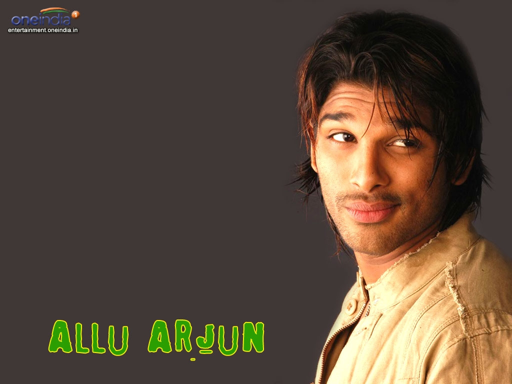 Allu Arjun Wallpaper -7316