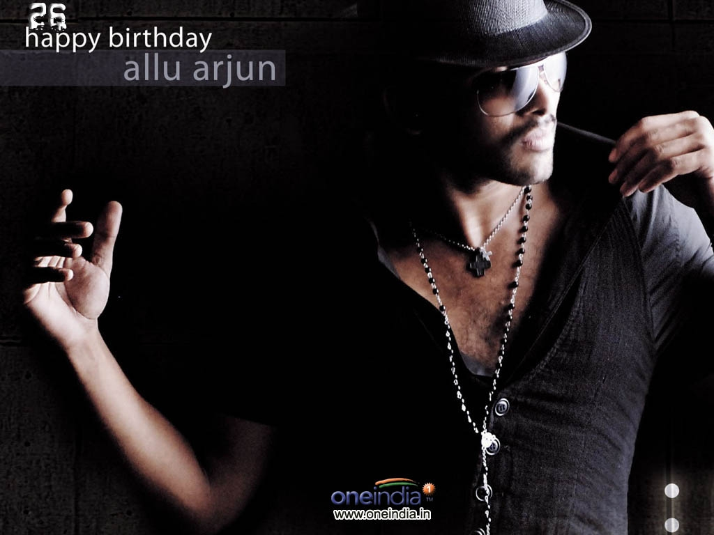 Allu Arjun Wallpaper -7317