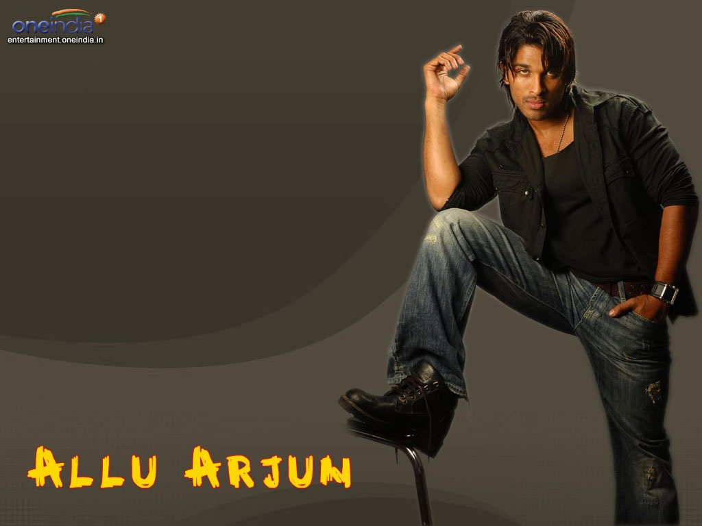 Allu Arjun Wallpaper -7318