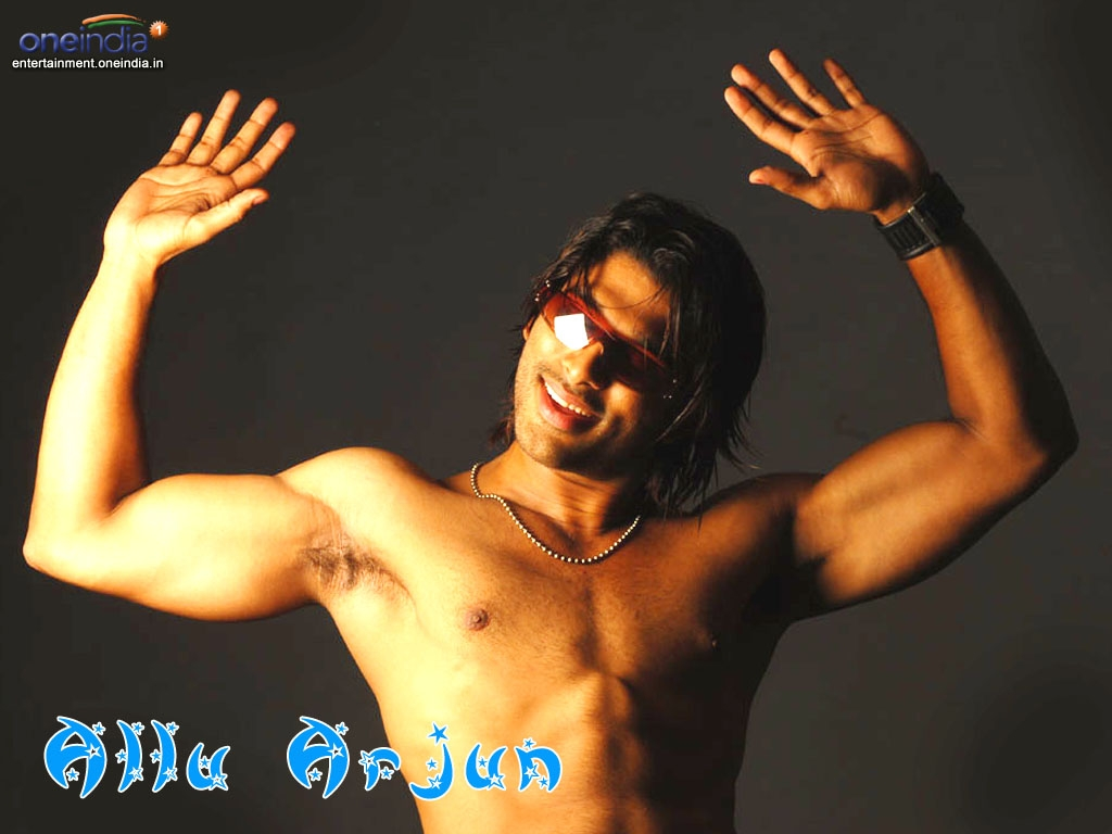 Allu Arjun Wallpaper -7319