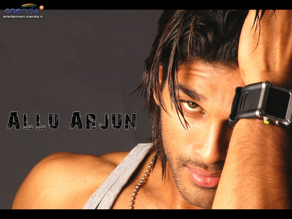 Allu Arjun Wallpaper -7320
