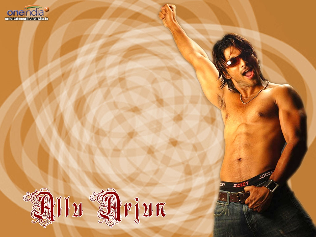 Allu Arjun Wallpaper -7321