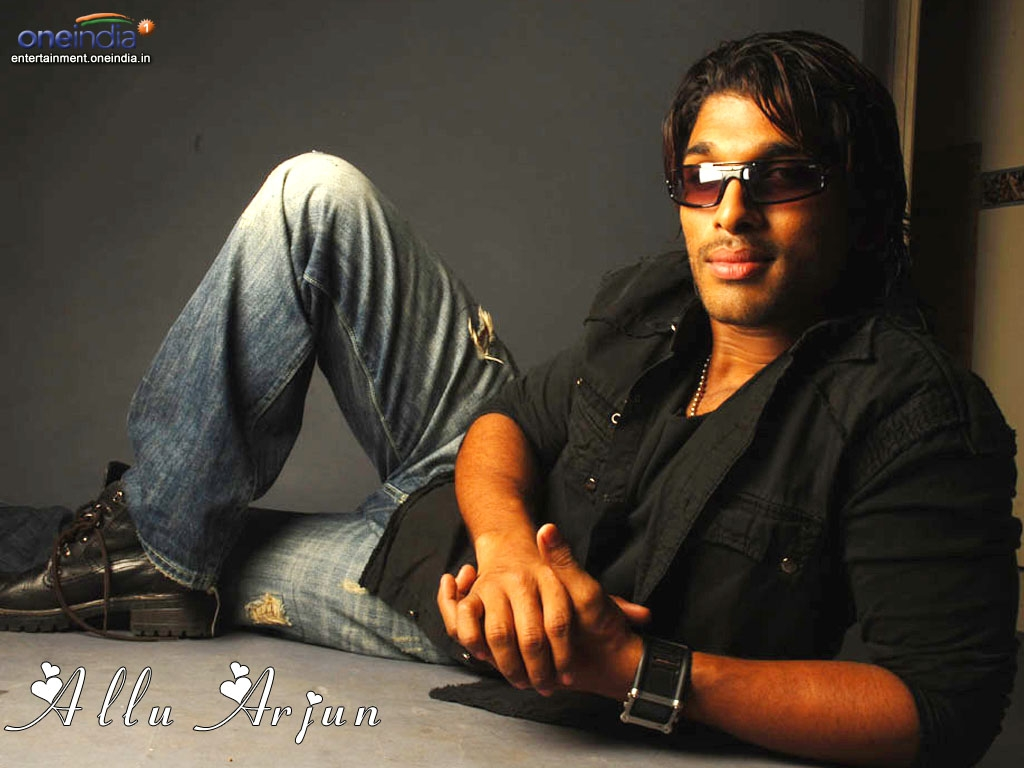 Allu Arjun Wallpaper -7322