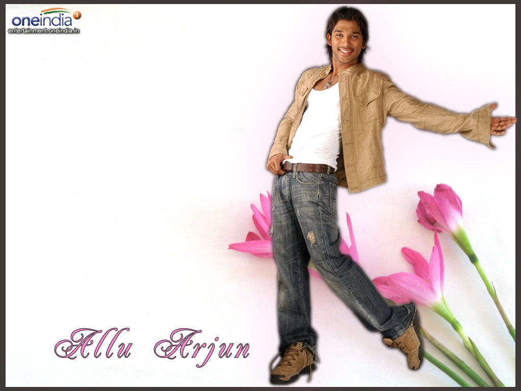 Allu Arjun Wallpaper -7323