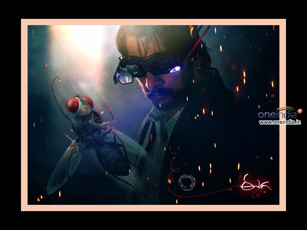 Eega movie Wallpaper -7412