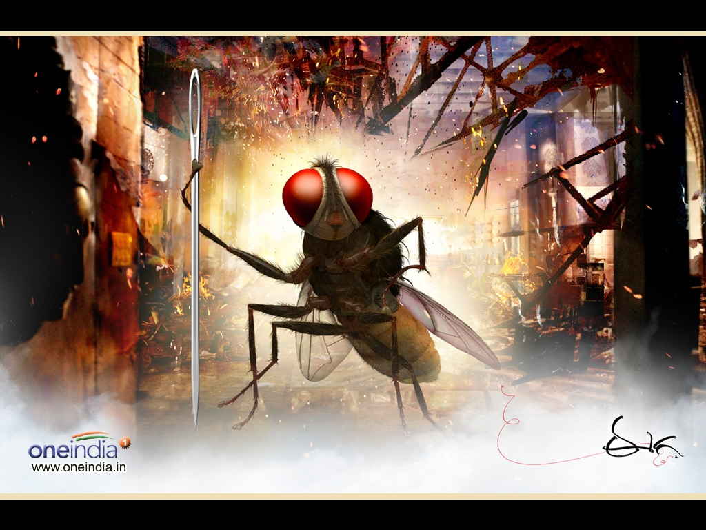 Eega movie Wallpaper -7416