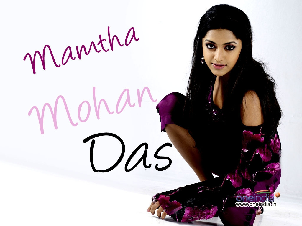 Mamtha Mohan Das Wallpaper -7693