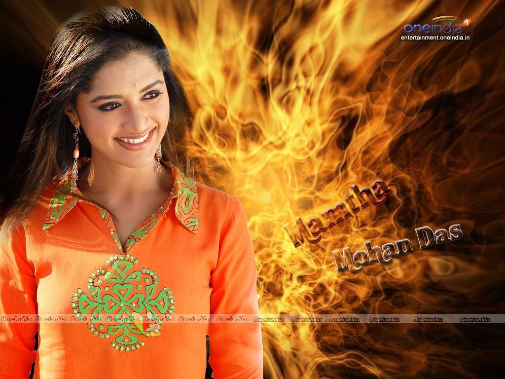 Mamtha Mohan Das Wallpaper -7698