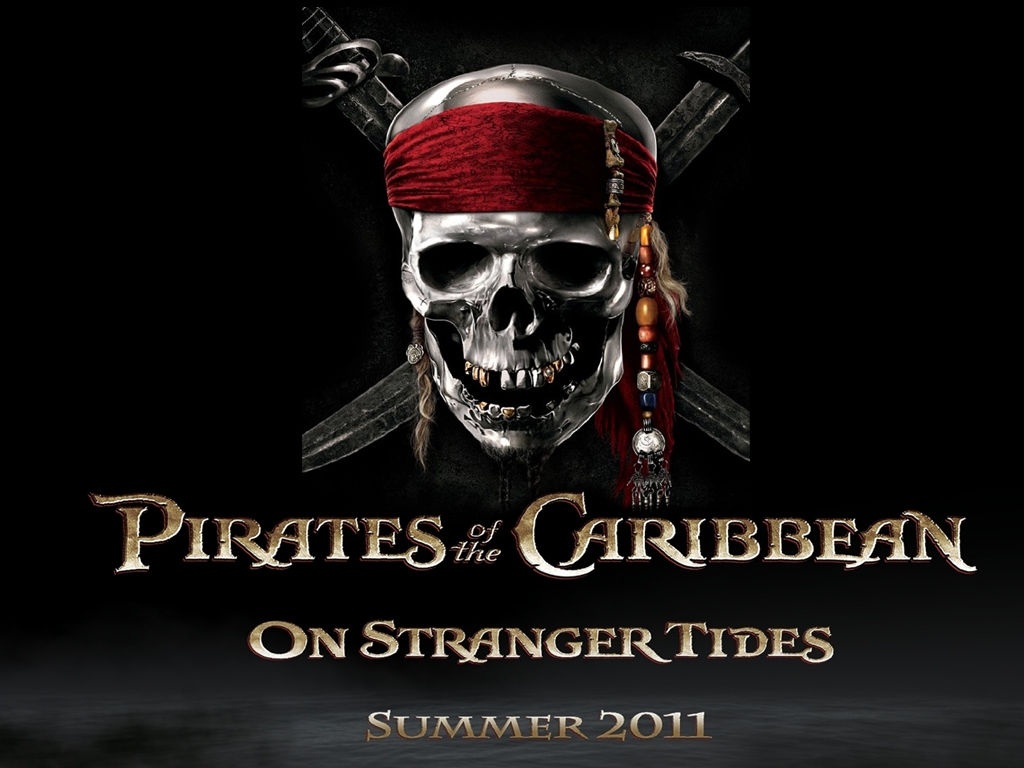 Pirates Of The Caribbean: On Stranger Tides movie Wallpaper -8525