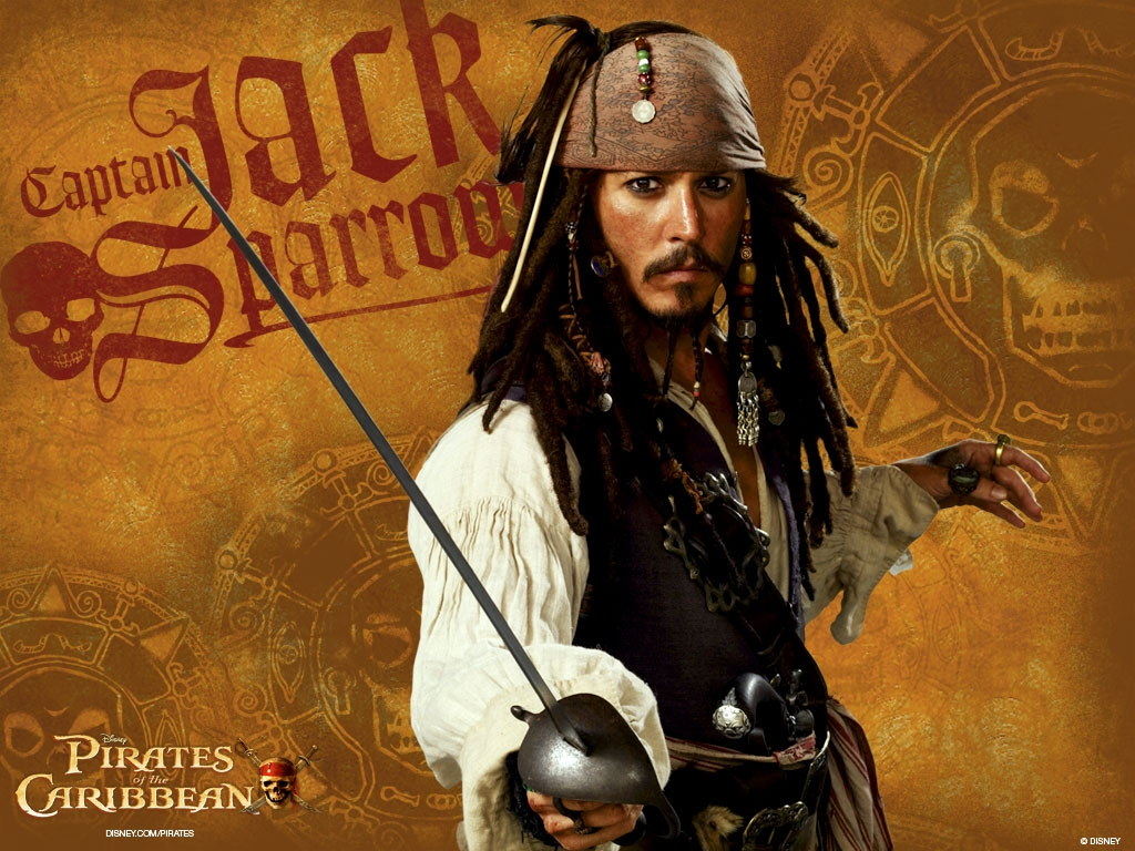 Pirates Of The Caribbean: On Stranger Tides movie Wallpaper -8526