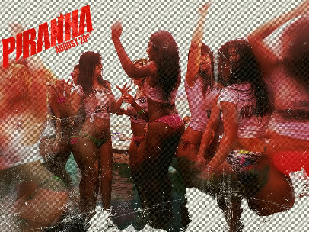 Piranha 3-D movie Wallpaper -8663