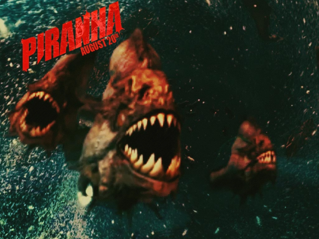 Piranha 3-D movie Wallpaper -8664