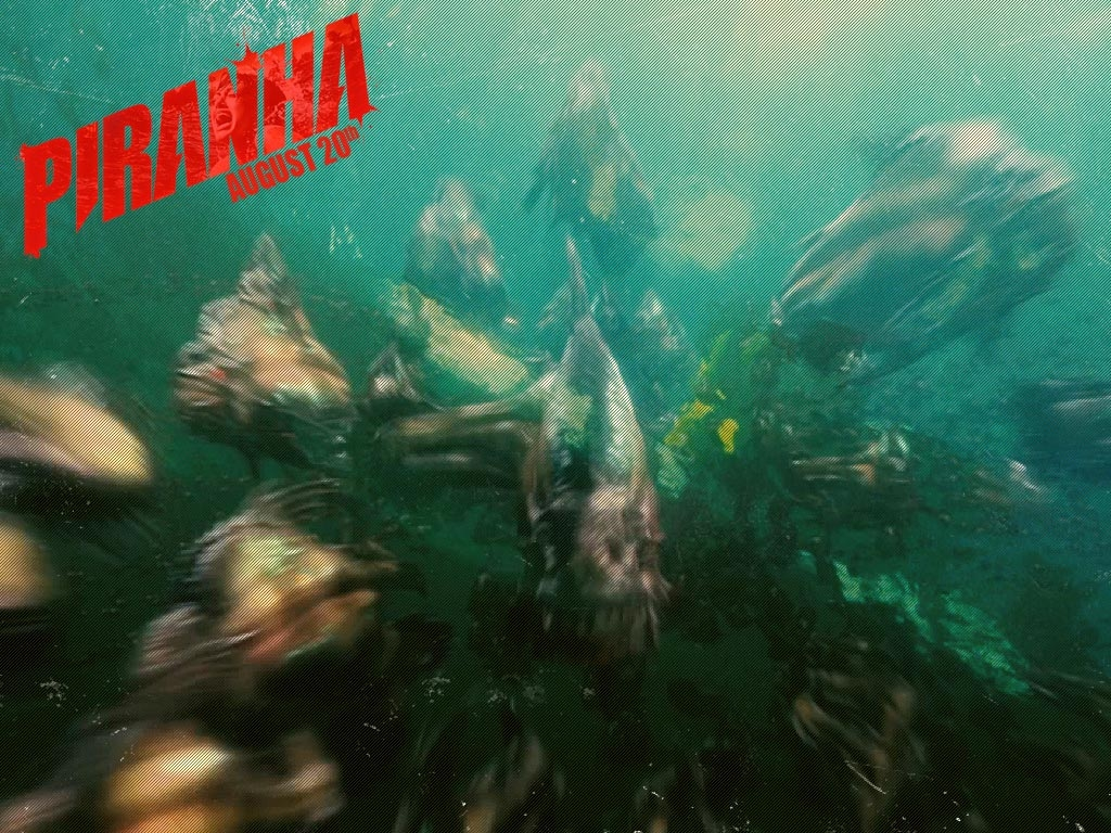 Piranha 3-D movie Wallpaper -8665