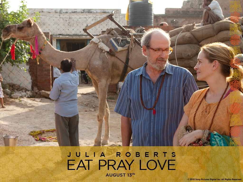 Eat Pray Love HQ Movie Wallpapers Eat Pray Love HD Movie Wallpapers - 8686 - Filmibeat Wallpapers