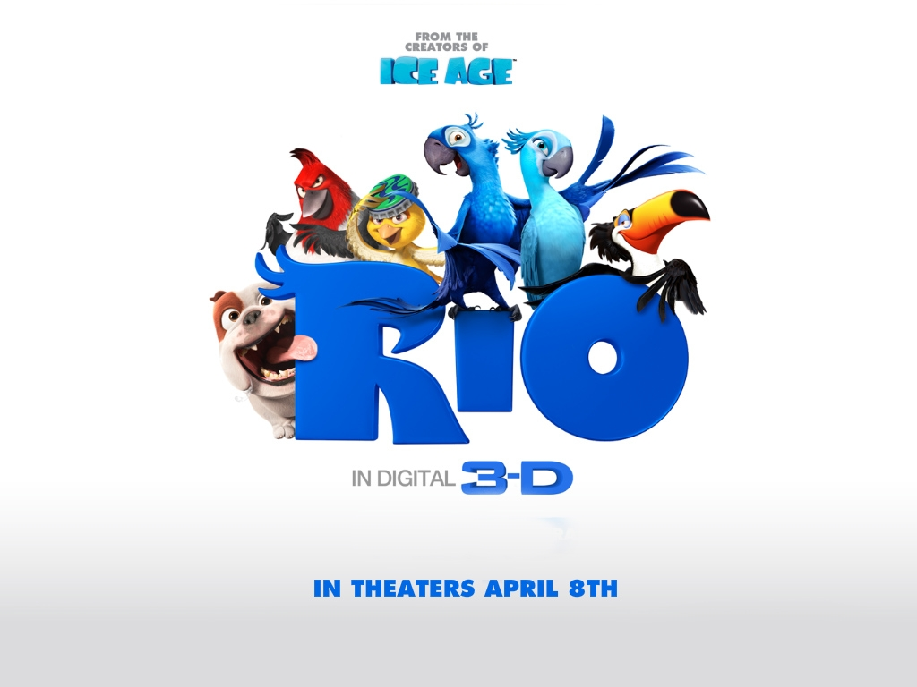 Rio movie Wallpaper -8813