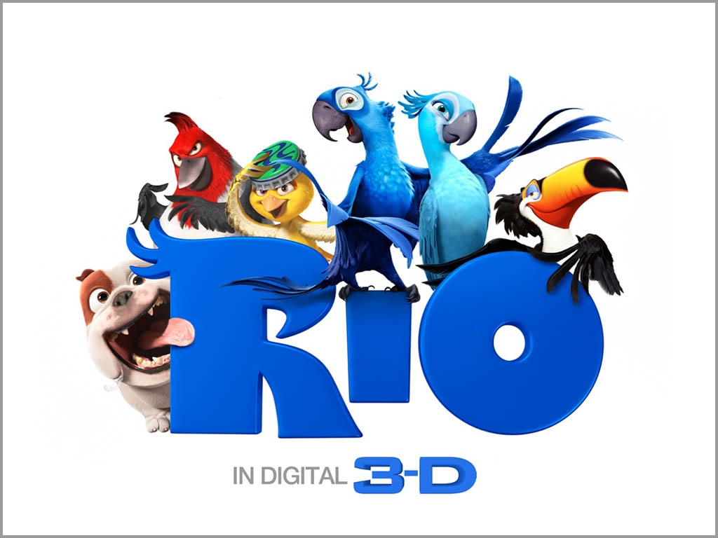Rio movie Wallpaper -8814