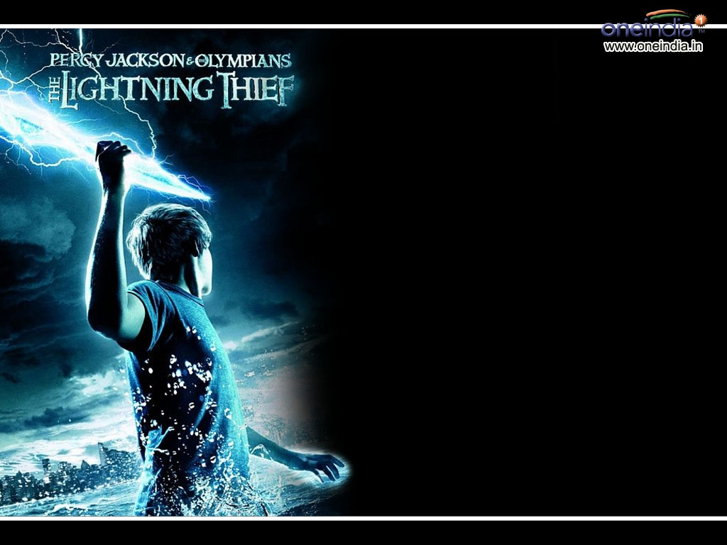 percy jackson & the olympians lightning thief hq movie wallpapers