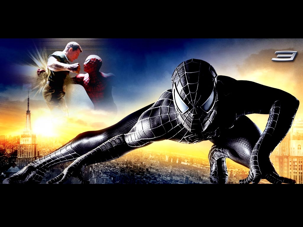 spider man 3 the battle within hq movie wallpapers