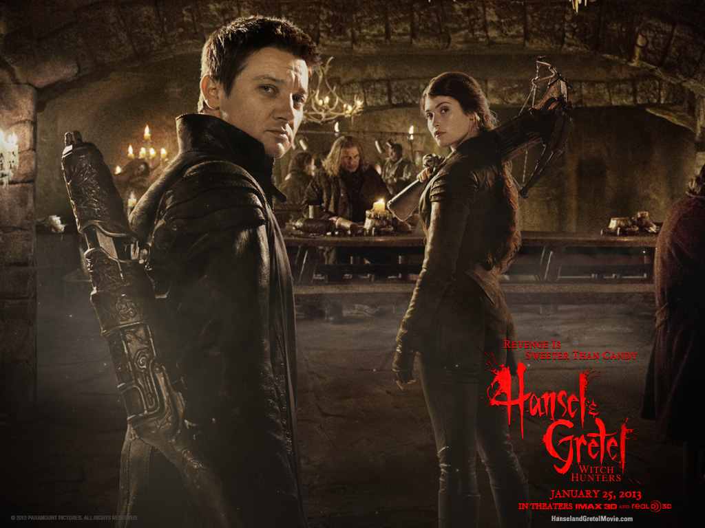 hansel and gretel: witch hunters hq movie wallpapers | hansel and