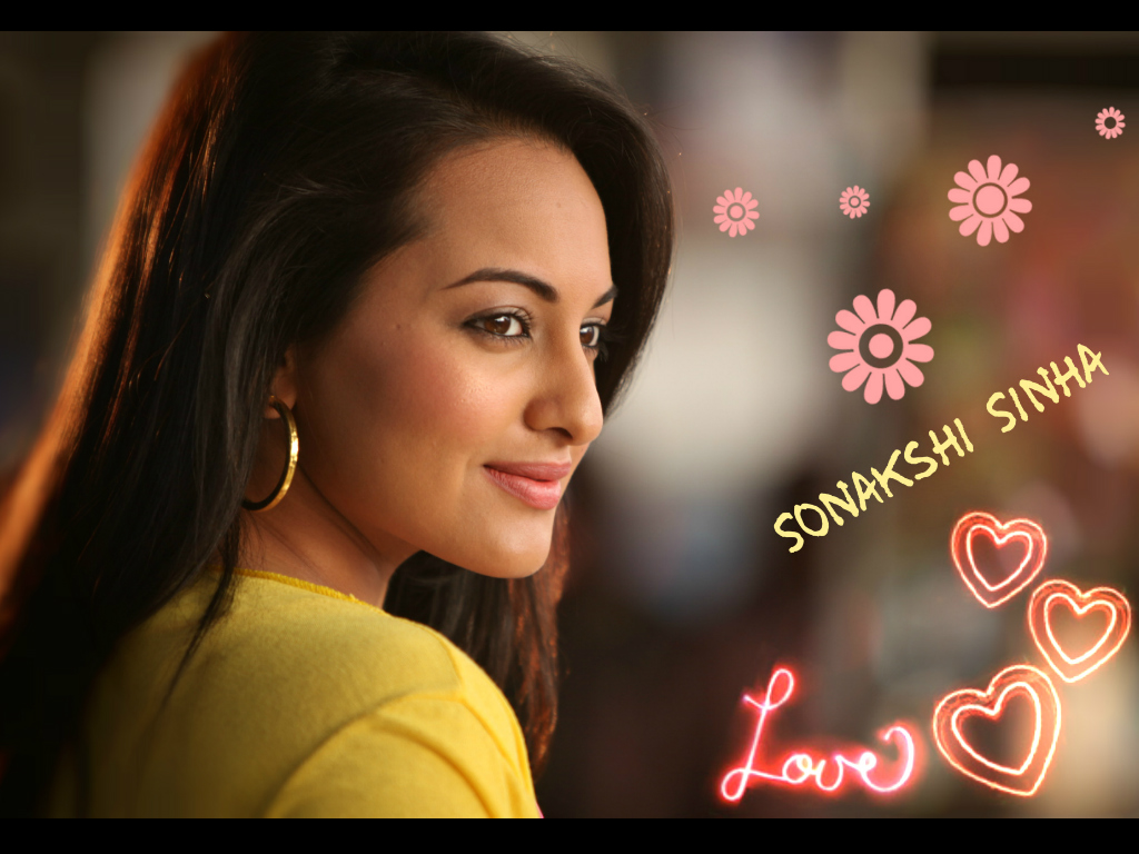 sonakshi sinha hq wallpapers | sonakshi sinha wallpapers - 9417
