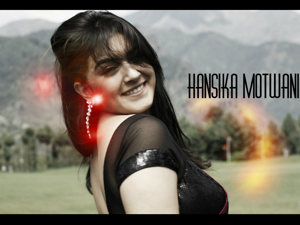 Hansika Motwani Wallpaper -9442