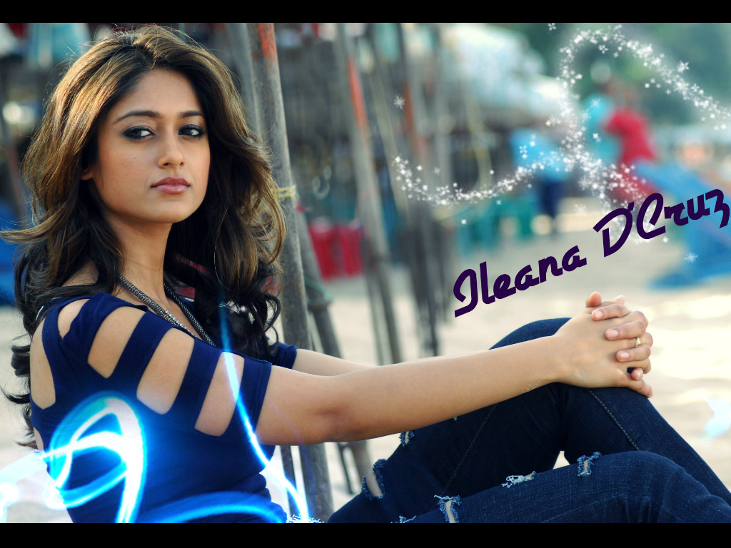 Ileana D'Cruz Wallpaper -9445