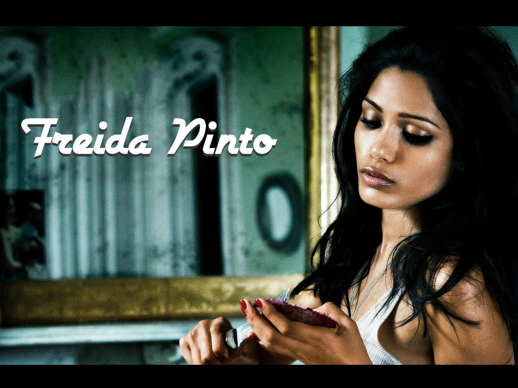 Freida Pinto Wallpaper -9622