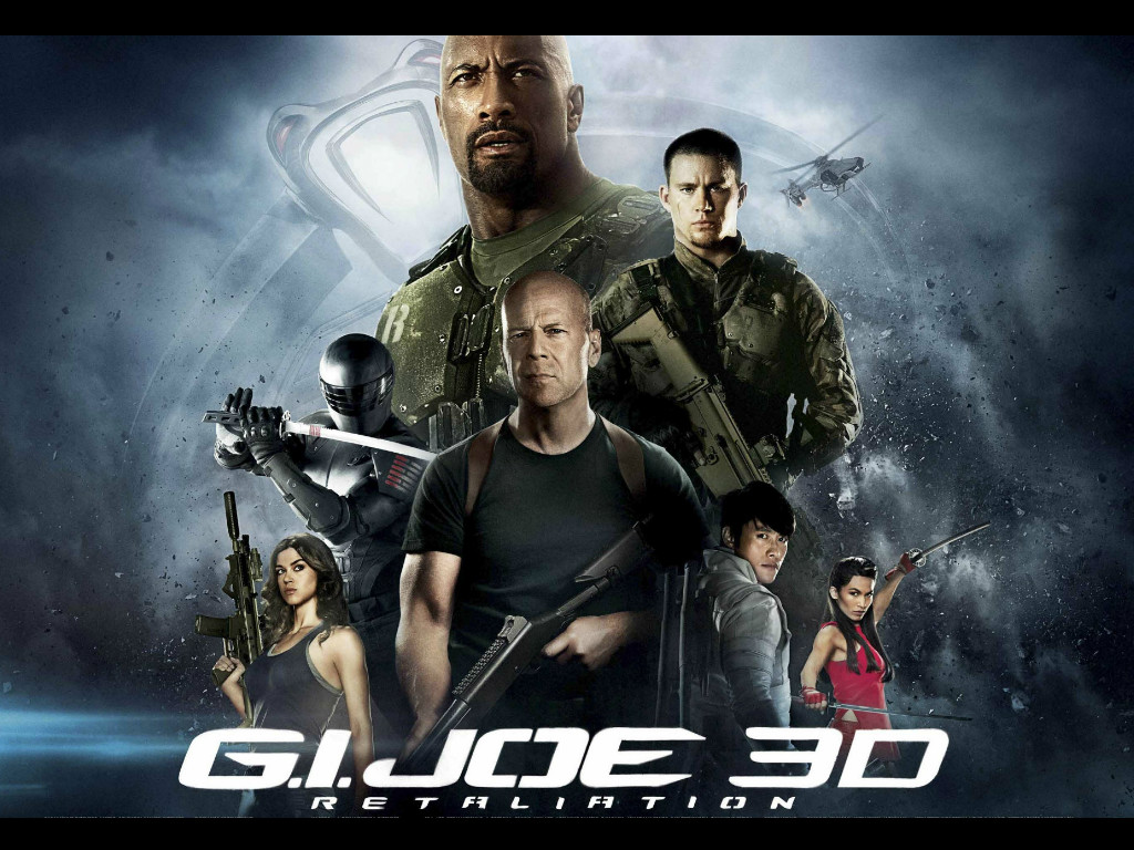 Gi Joe Retaliation Hq Movie Wallpapers Gi Joe Retaliation Hd
