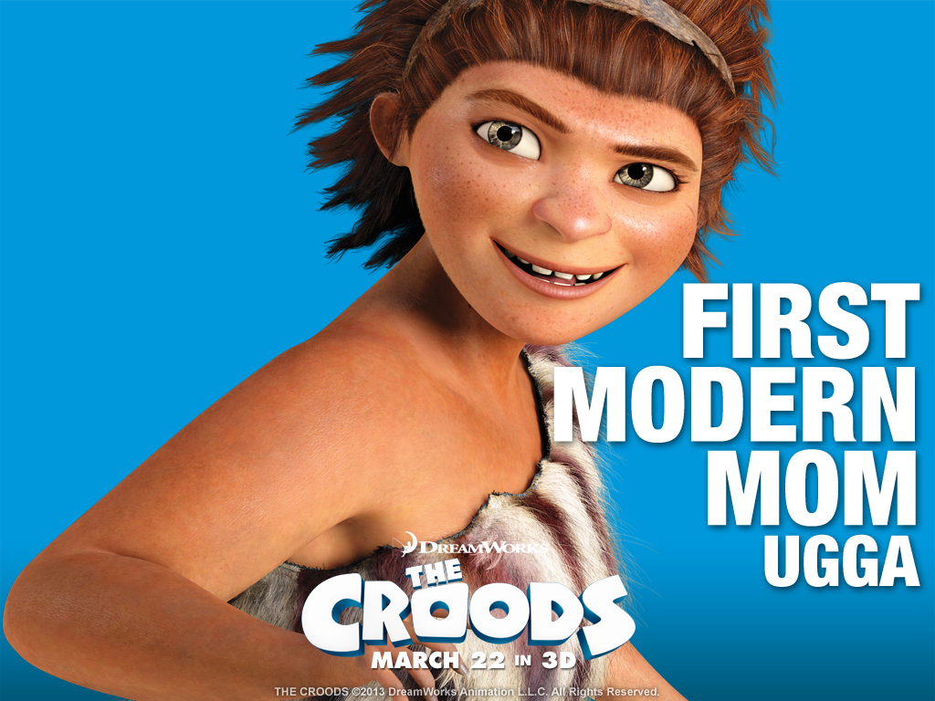 The Croods movie Wallpaper -9528