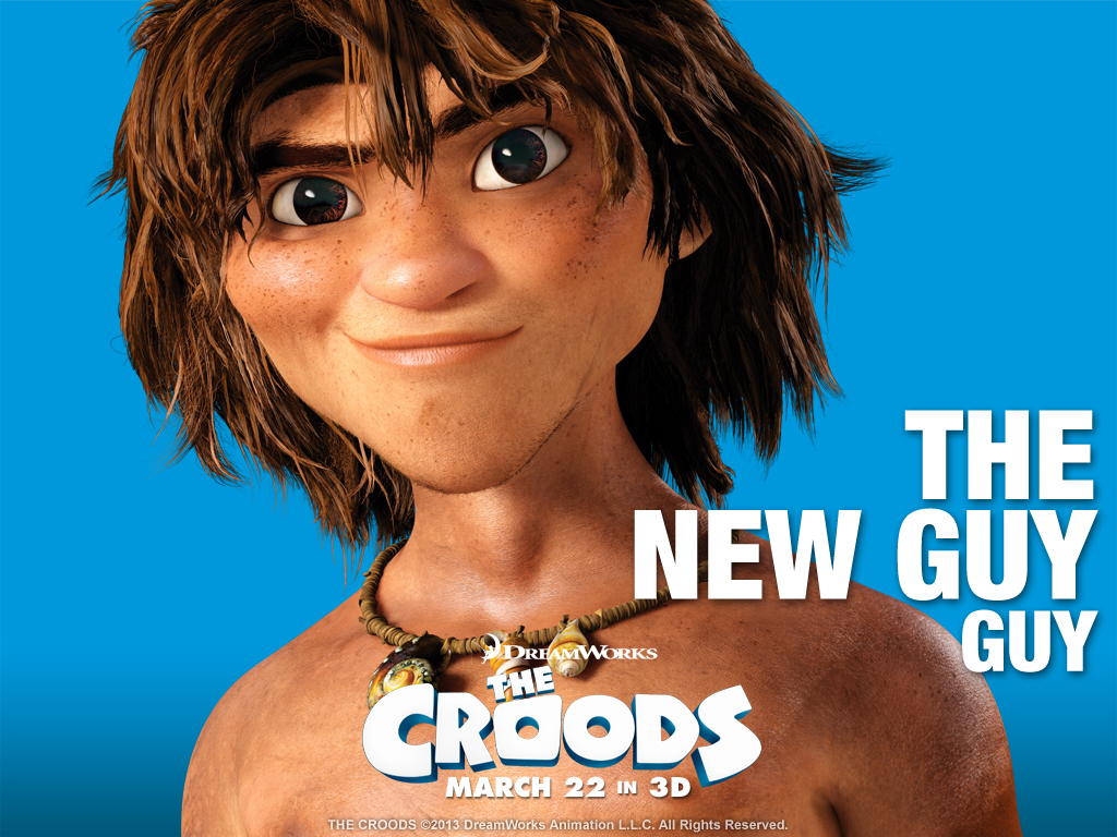 The Croods movie Wallpaper -9529