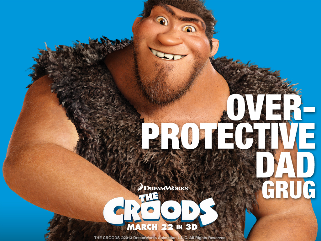 The Croods movie Wallpaper -9530