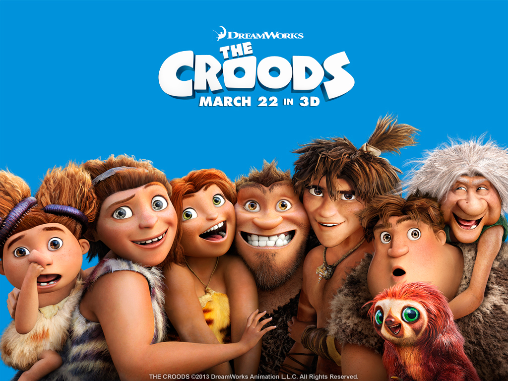 The Croods movie Wallpaper -9532