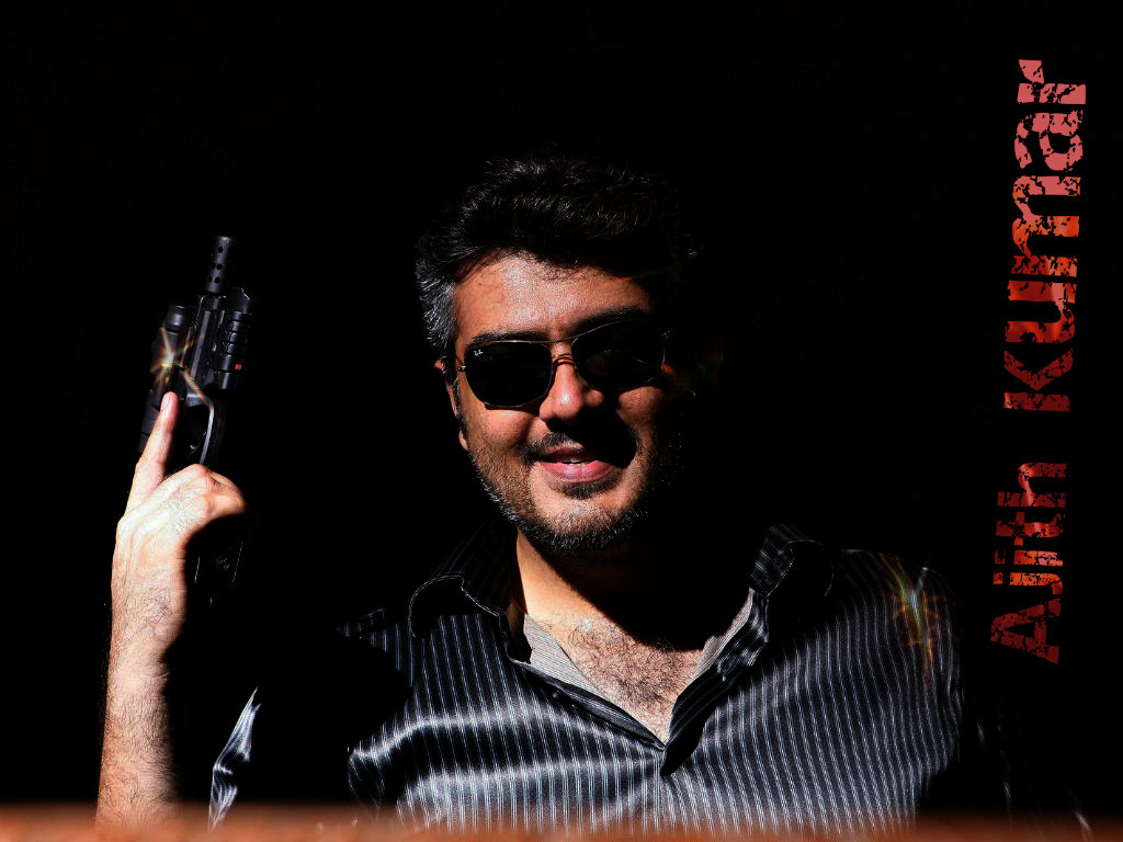 Ajith Kumar Wallpaper -9973