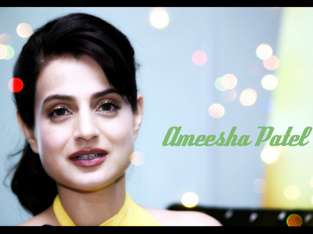 Ameesha Patel Wallpaper -9712