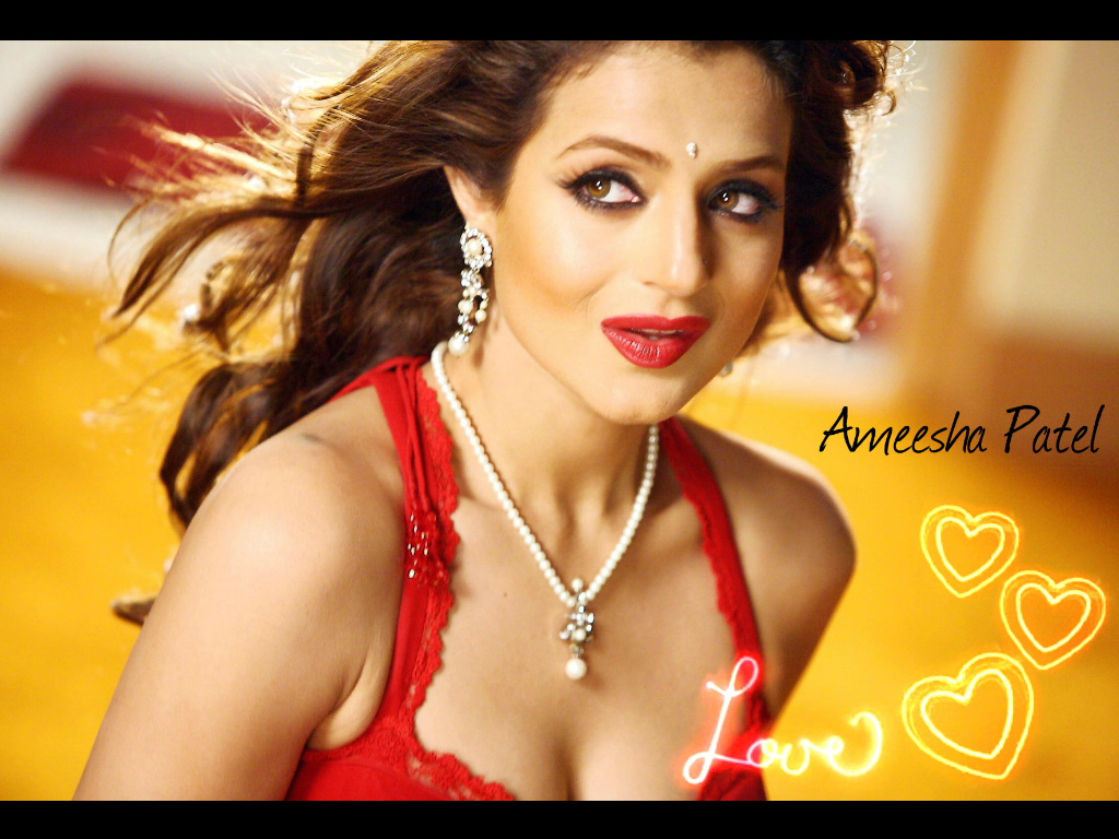 Ameesha Patel Wallpaper -9713