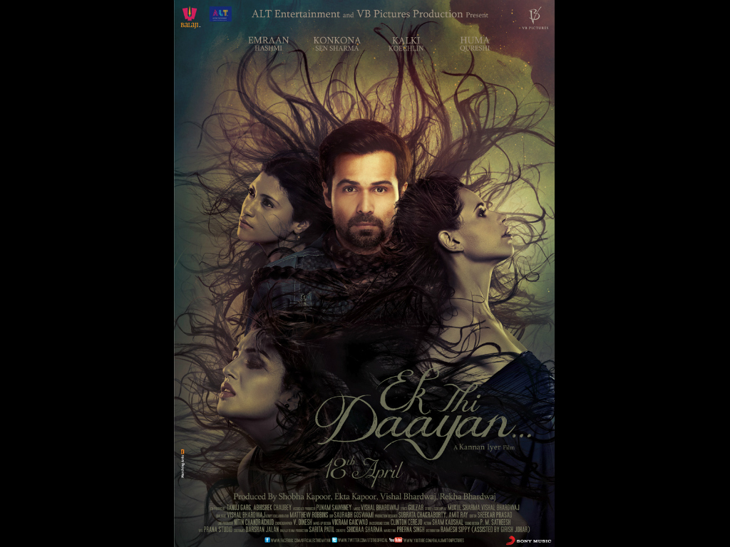 Ek Thi Daayan movie Wallpaper -9748