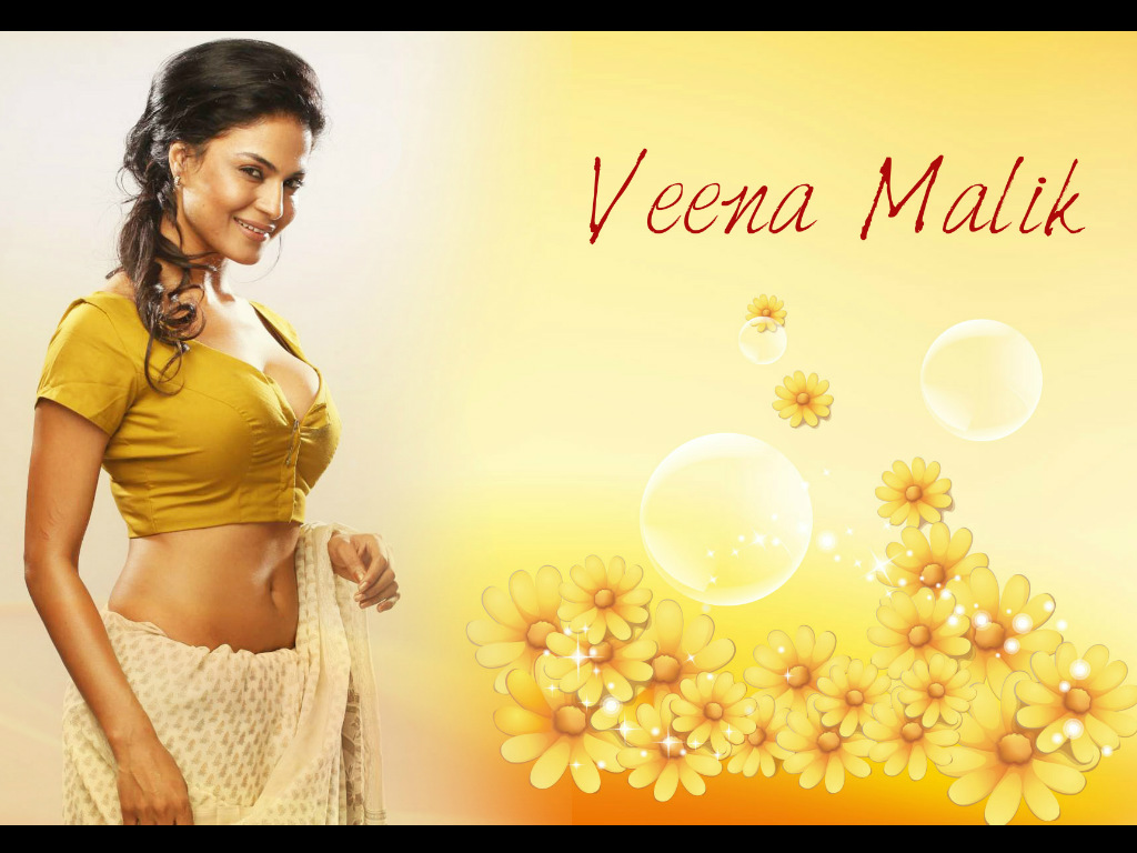 Veena Malik Wallpaper -9775