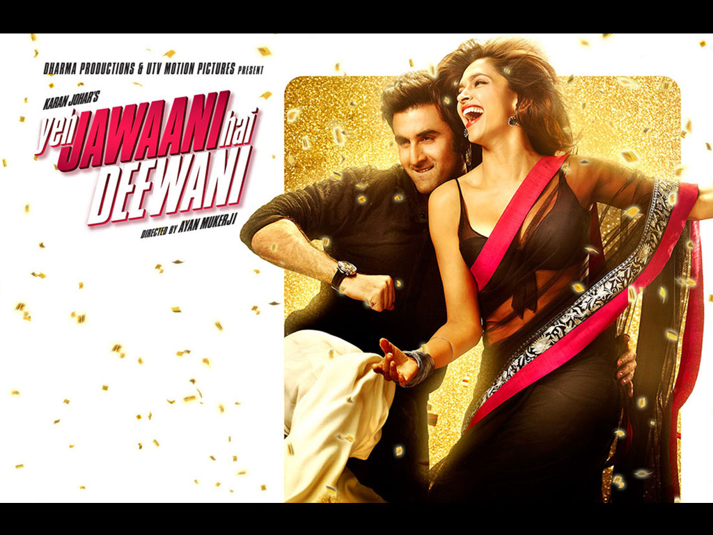 Yeh Jawaani Hai Deewani movie Wallpaper -9691