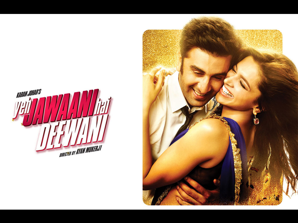 Yeh Jawaani Hai Deewani movie Wallpaper -9692